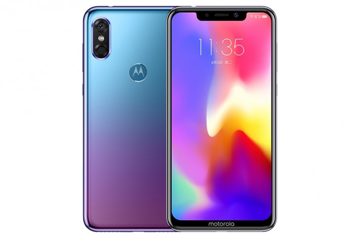 Motorola P30, an iPhone X lookalike, unveiled by Motorola